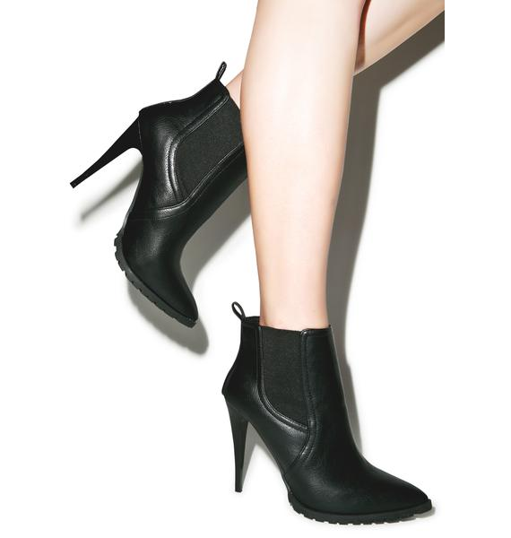 Steppin' Out Sharan Booties