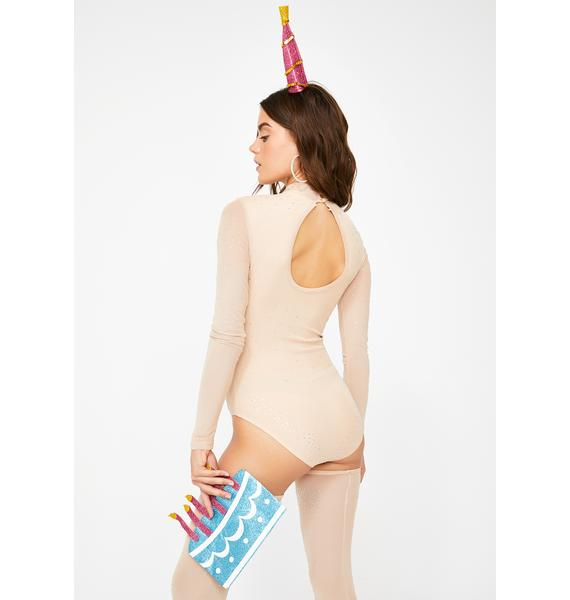 Send Dudes Nude Costume Set