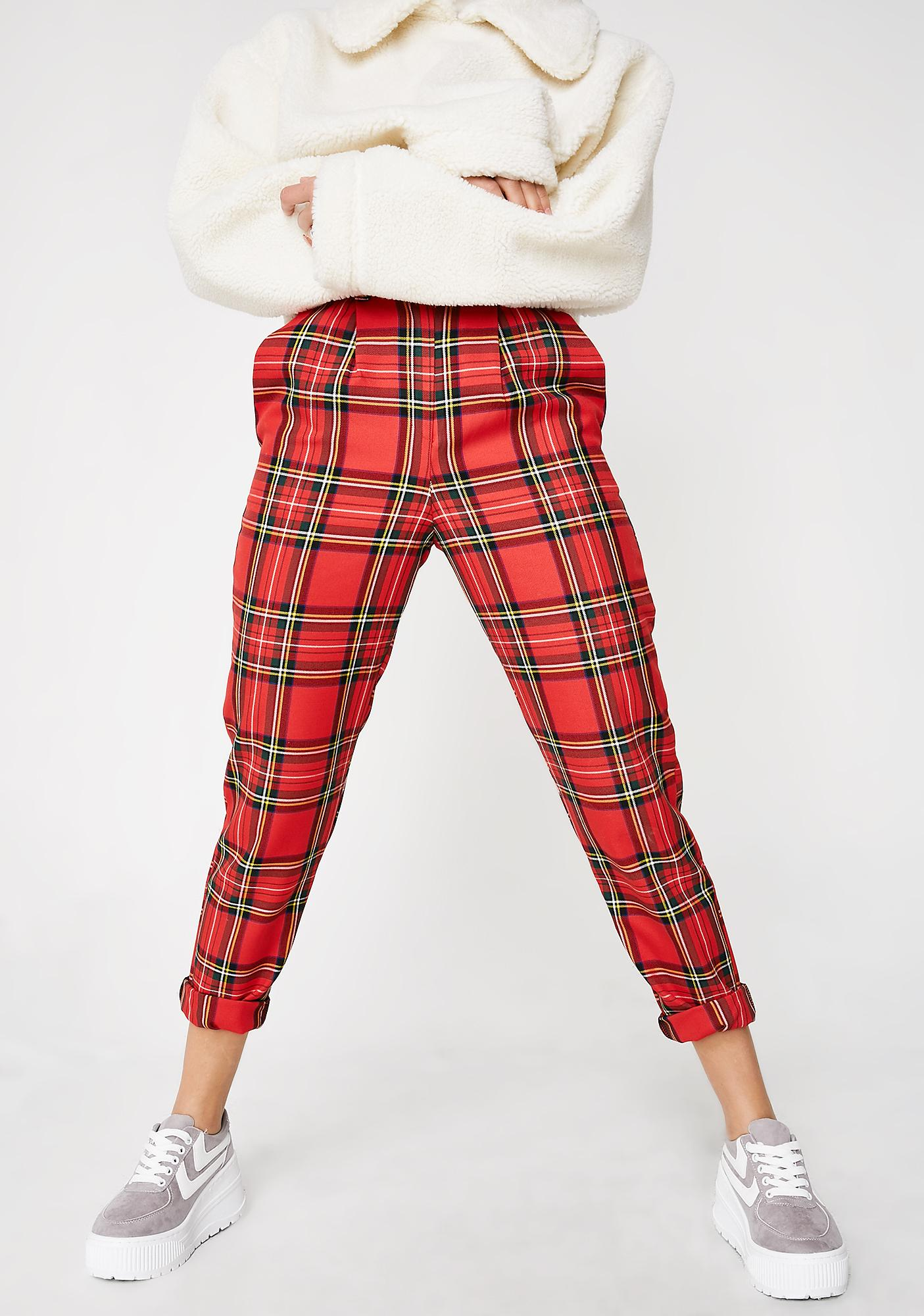 LOVE TOO TRUE Aubrey Classic Trousers