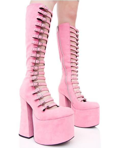 Hi Transaction Boots
