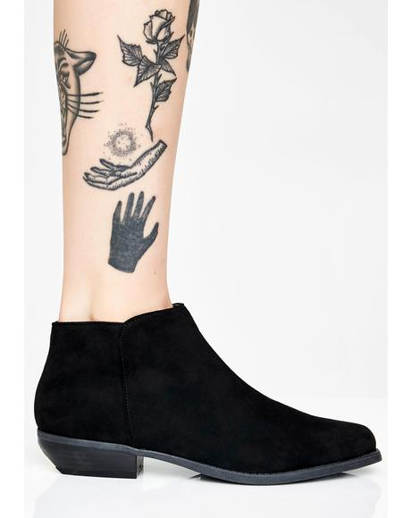 Magical Abilities Ankle Boots