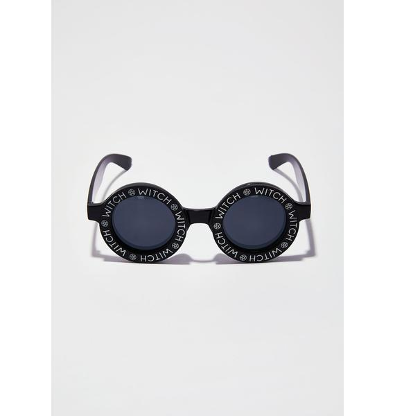 Witch Worldwide Season Of The Witch Sunglasses