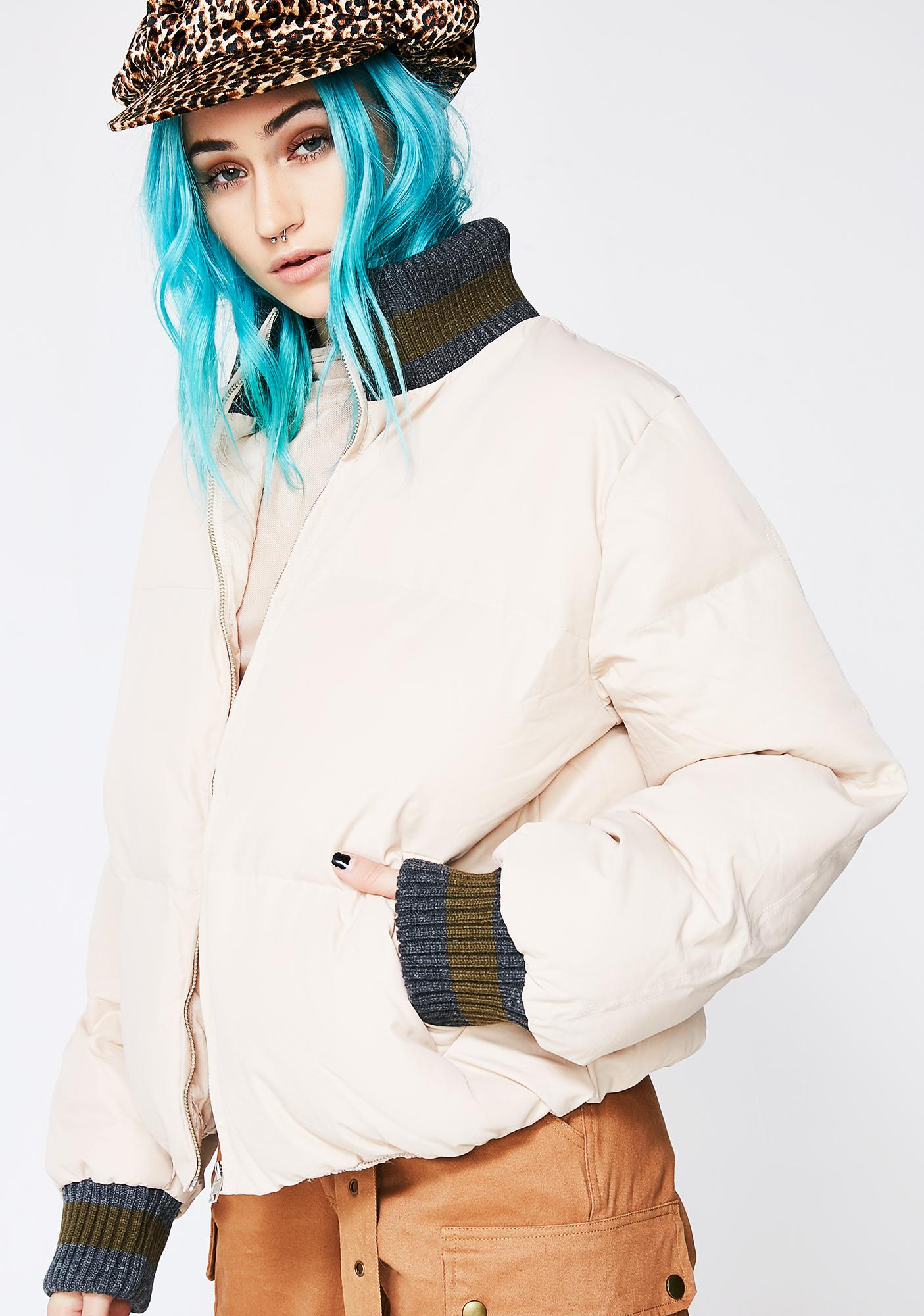 Just Chill BB Puffer Jacket