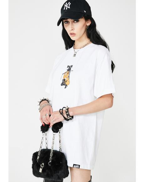 Pain Anime Girl Tee