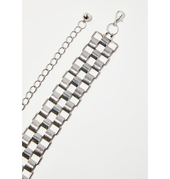 Never Look Back Chain Belt