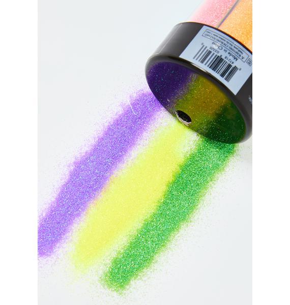 Outta This Galaxy Glitter Shaker