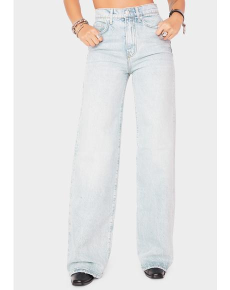 Astoria Wide Leg Jeans