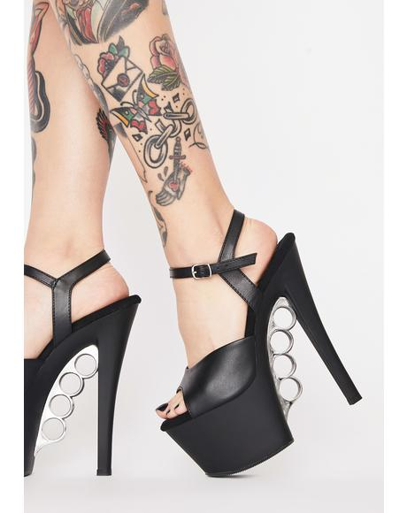 Killer Kinks Platform Heel