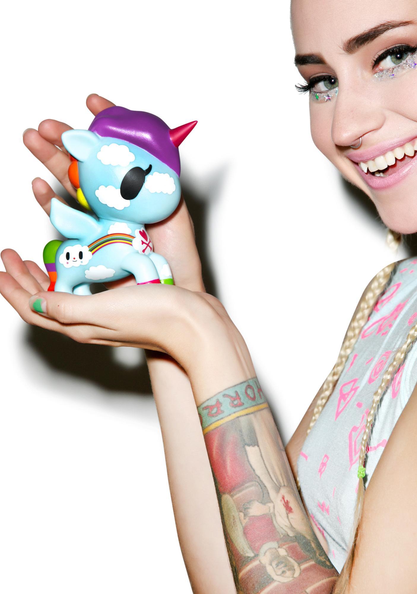 Tokidoki Pixie Unicorno Vinyl Toy