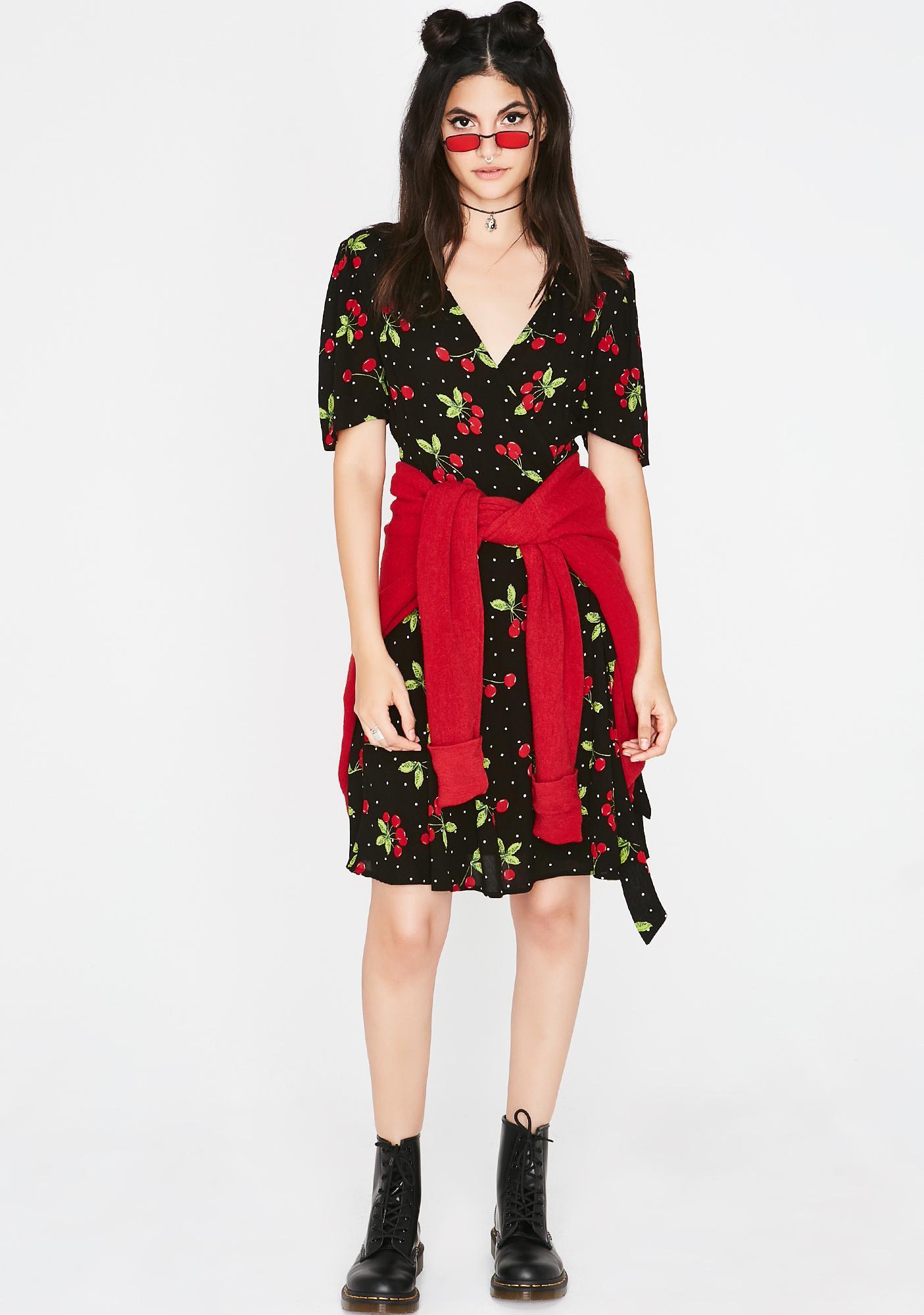 Cherry Pickin' Dress