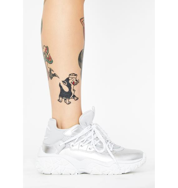 Champion Silver Tank Classic Sneakers