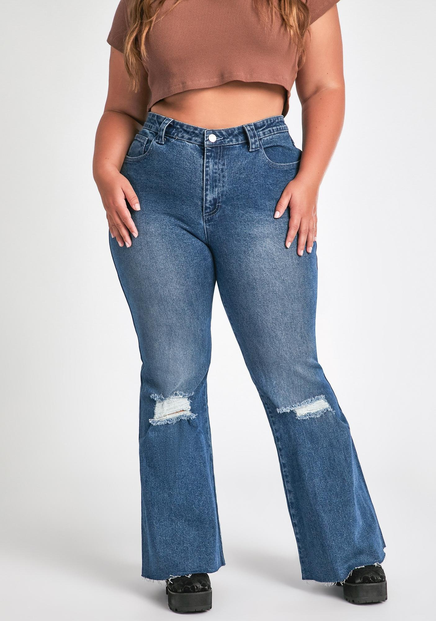 dELiA*s by Dolls Kill She's Little Miss Perfect Jeans