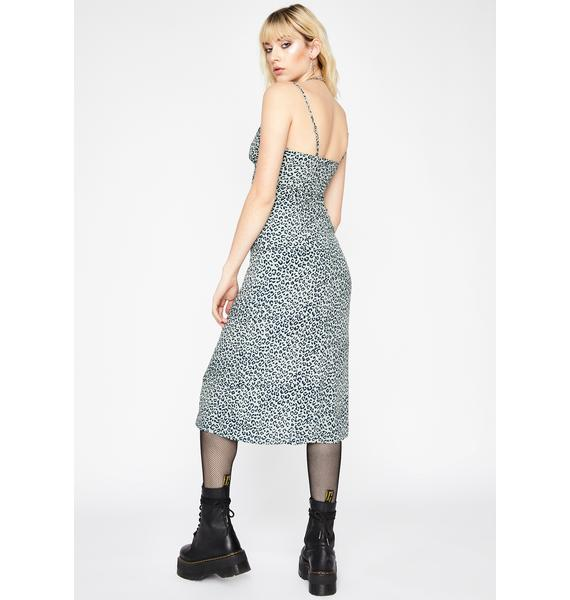 Claim The Kingdom Midi Dress