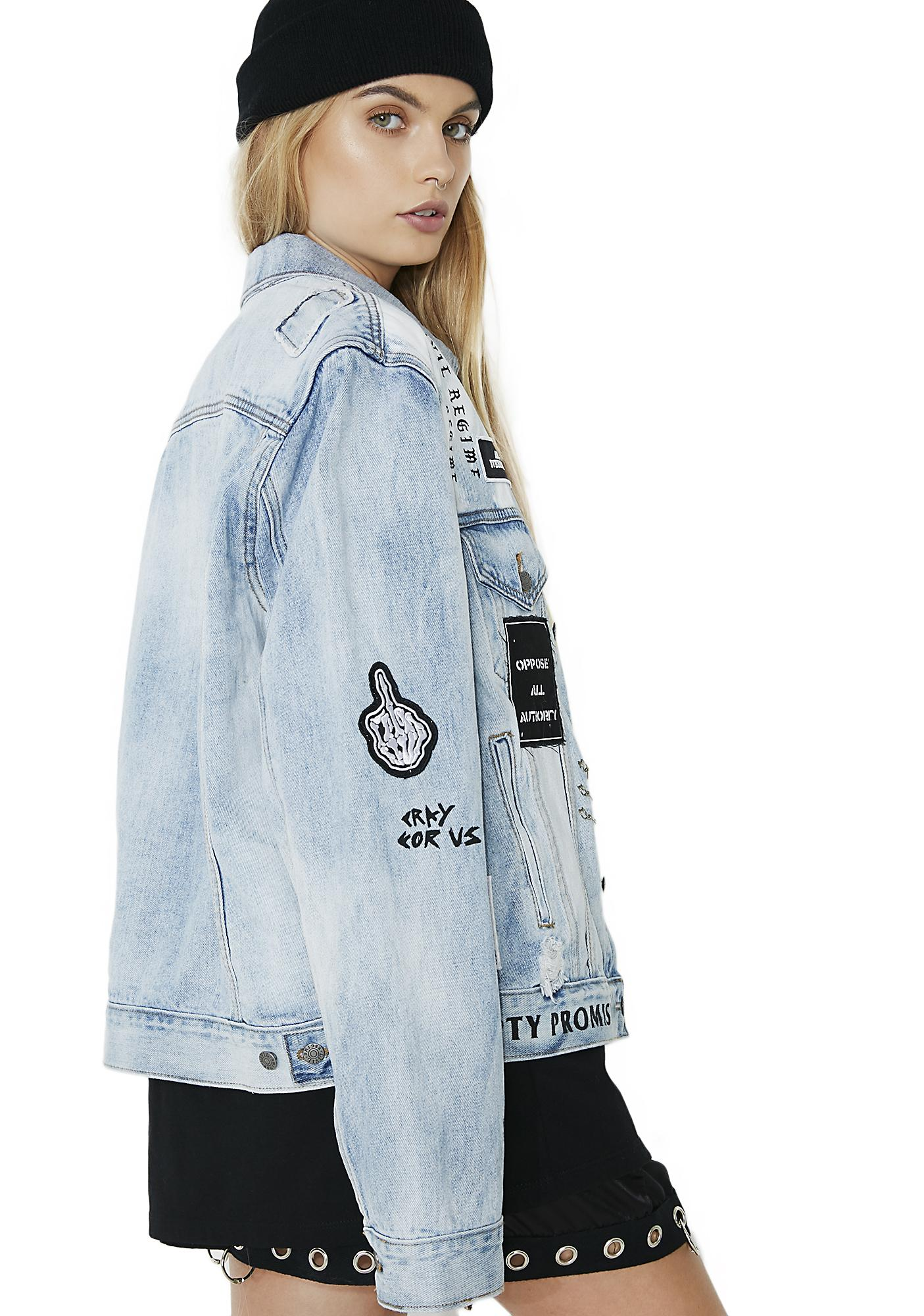 Civil Clothing Darby Denim Jacket