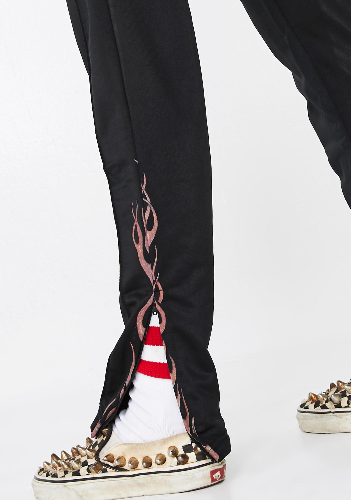 The People VS Occult Tanja Trackie Pants