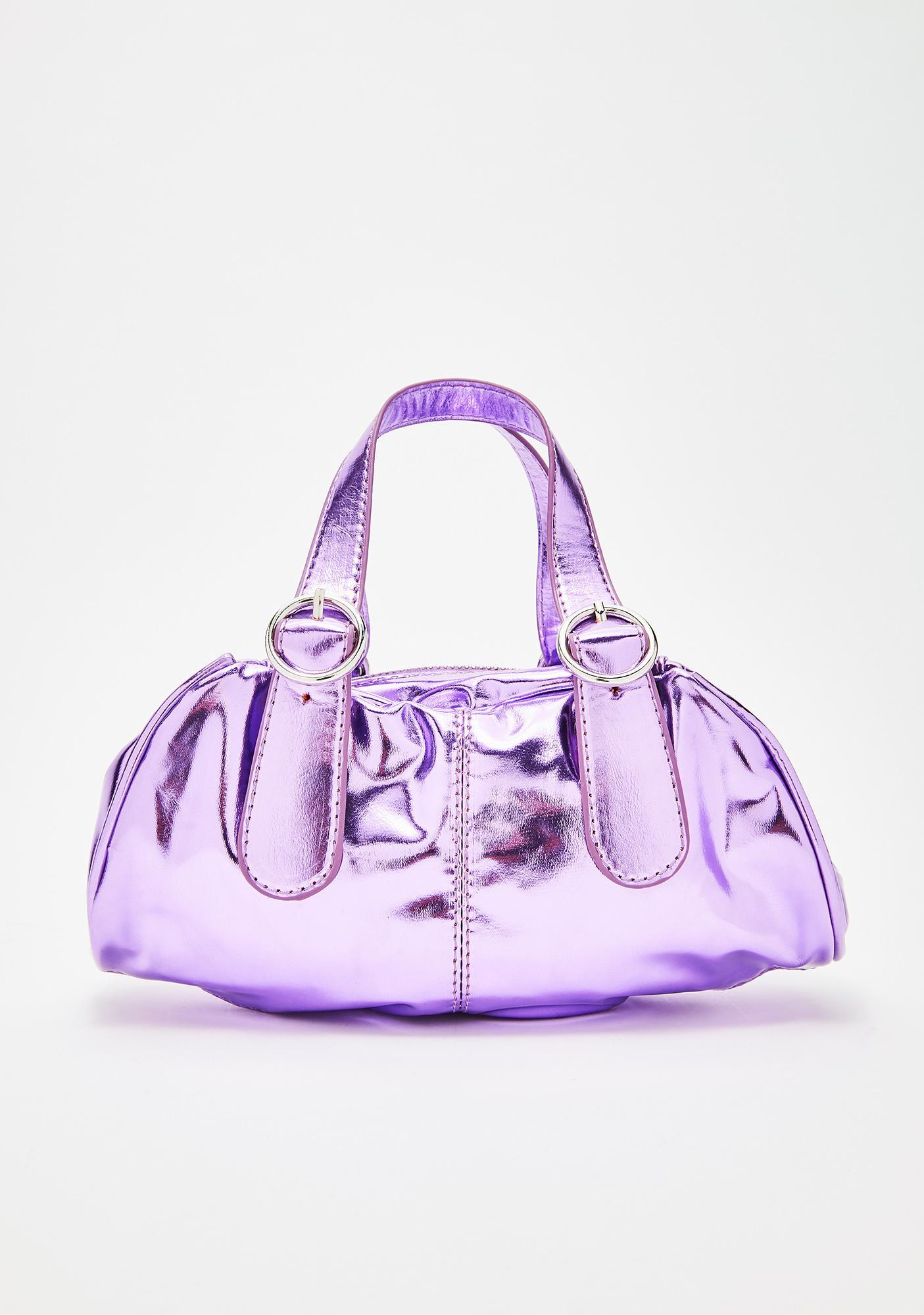 Sugar Thrillz The Spoiled Life Metallic Bag
