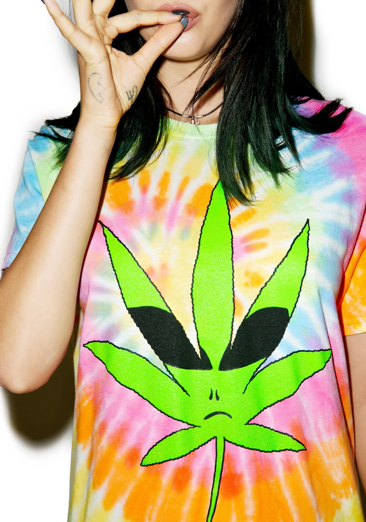Burger And Friends Alien Indica Tee