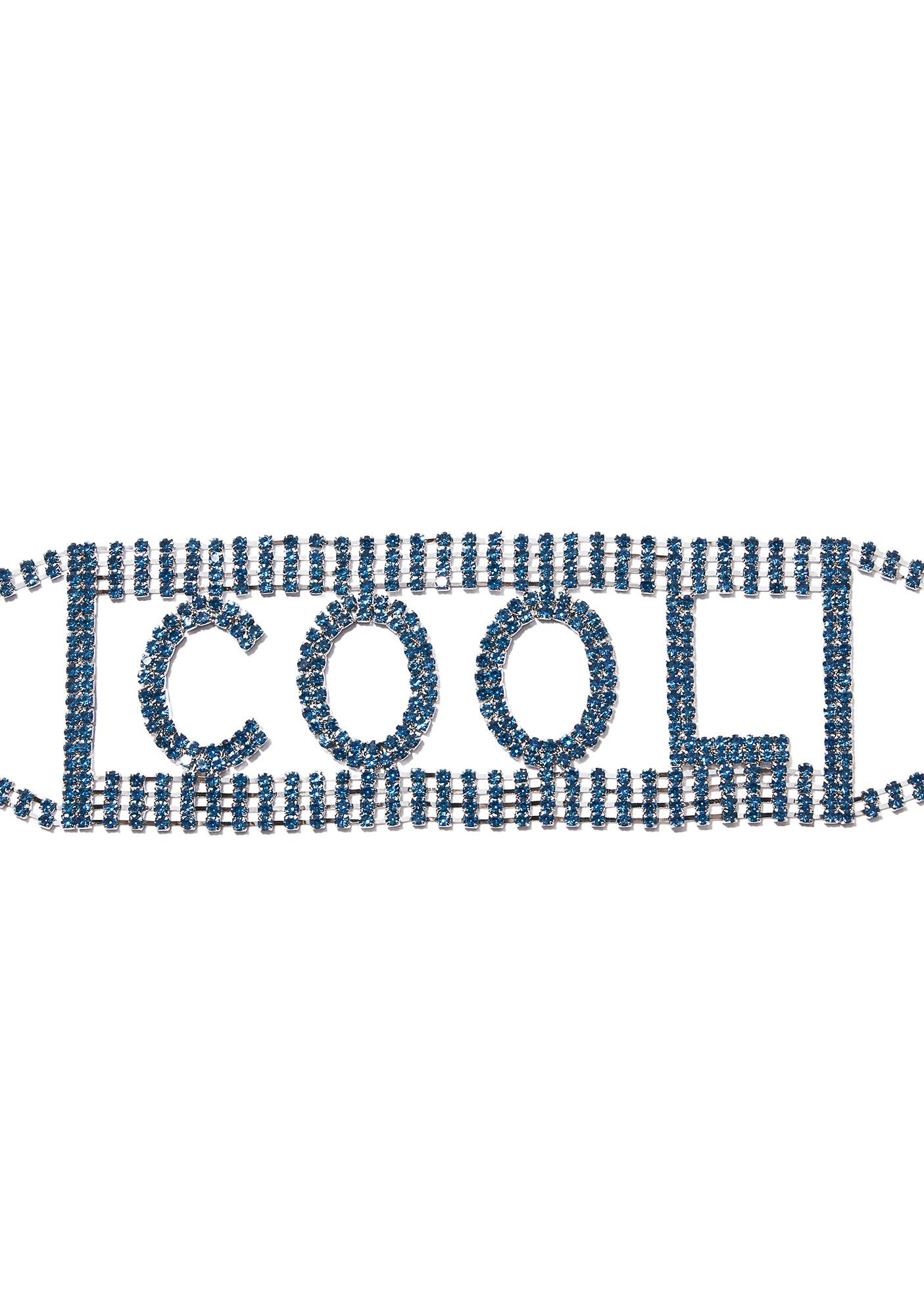 Bling Cool Choker
