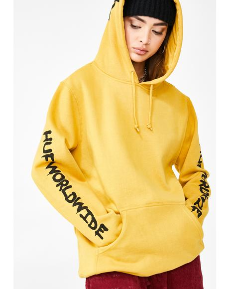 Riot Pullover Hoodie