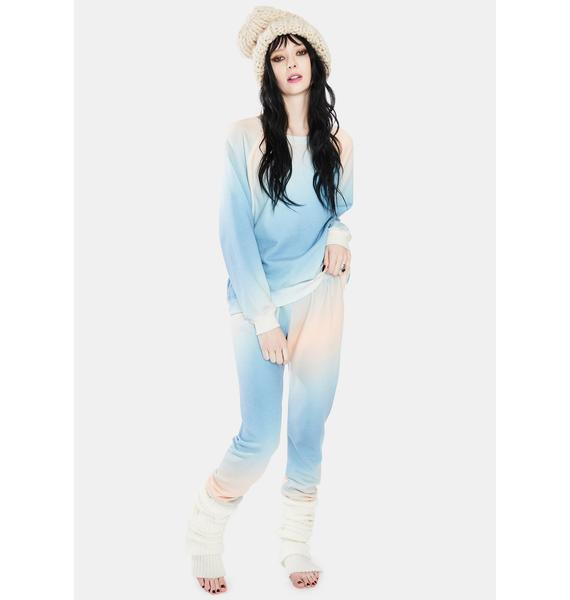 Wildfox Couture Grotto Knox Jogger Sweatpants