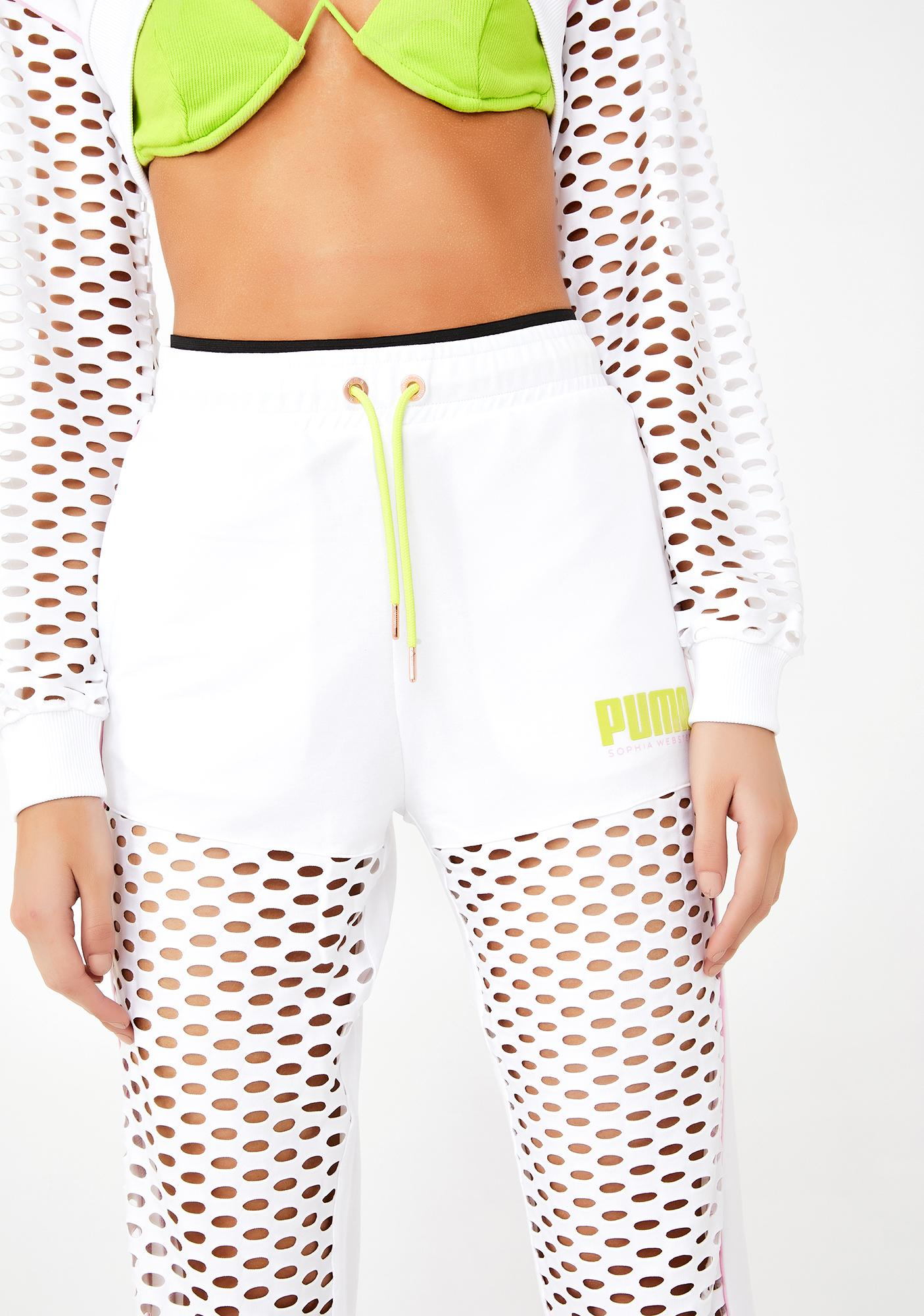 PUMA X Sophie Webster Sweatpants