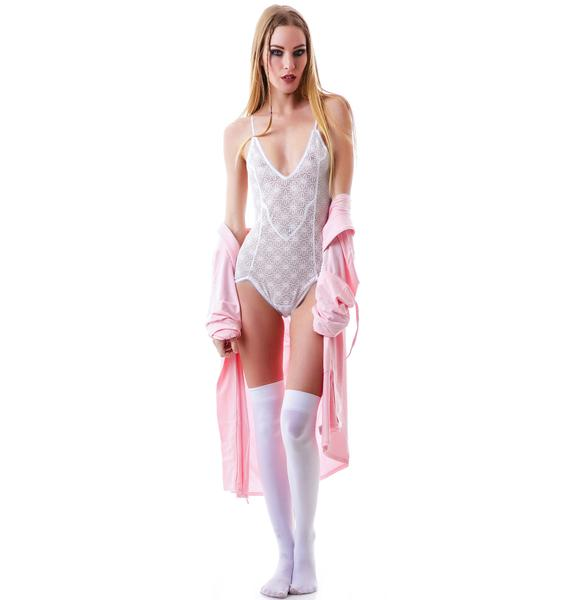 For Love & Lemons Alluring Bodysuit
