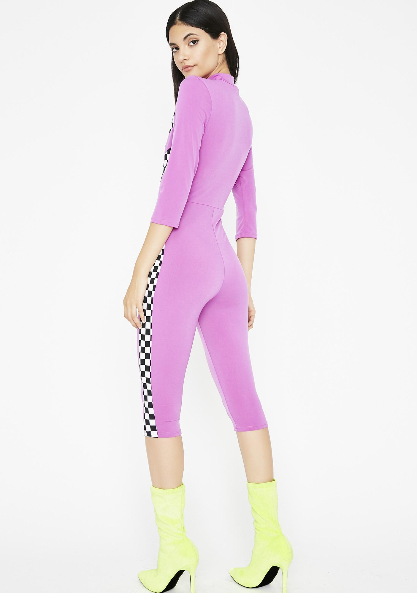 Finish First Place Racer Catsuit