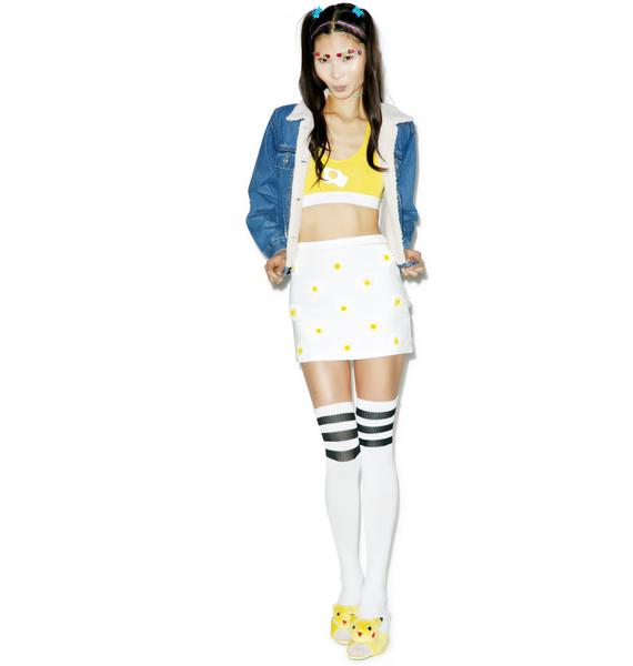 O Mighty Daisy Mini Skirt