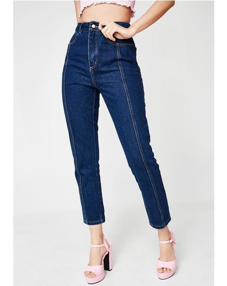 Sapphire Get It Together Denim Jeans
