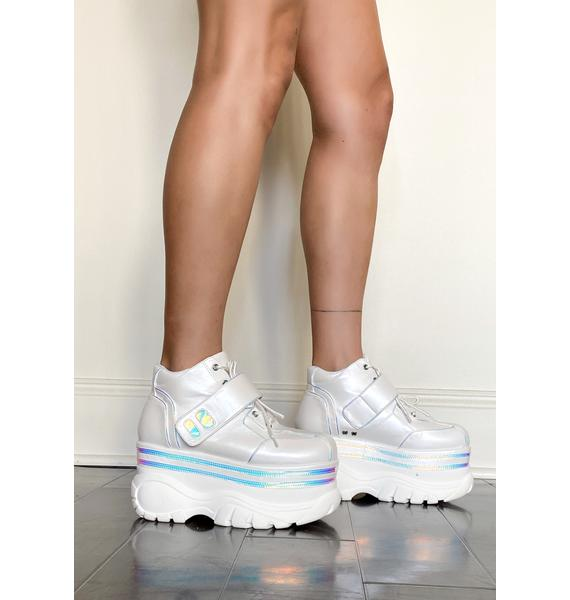 Sugar Thrillz Bratty Trance Platform Sneakers