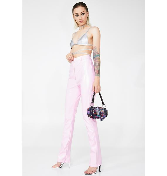 Hidden Cult Pixie Nixie PU Pants
