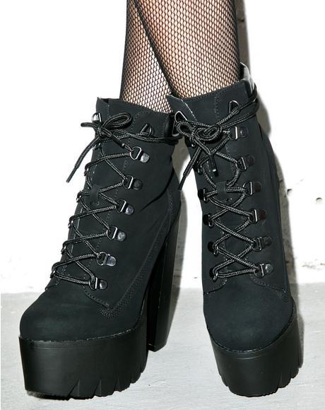 Iggy Platform Boots