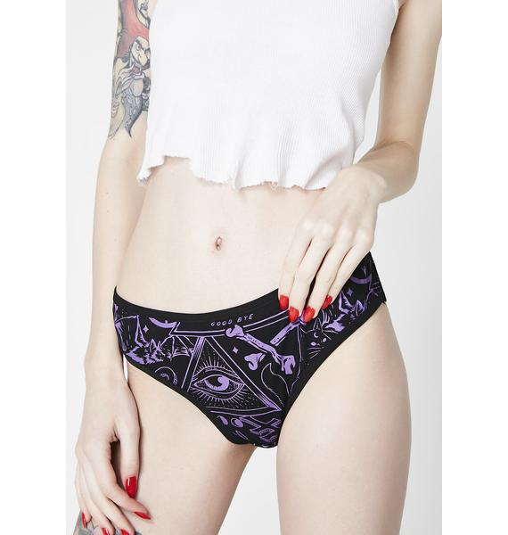 Killstar Dark Arts Panties