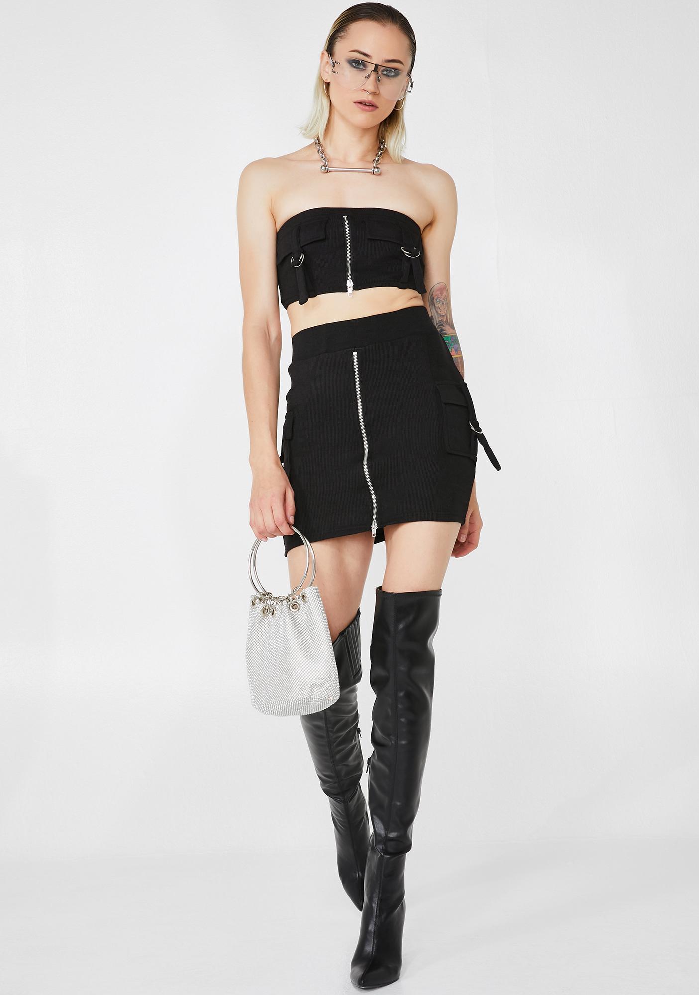 Rough Ryder Skirt Set