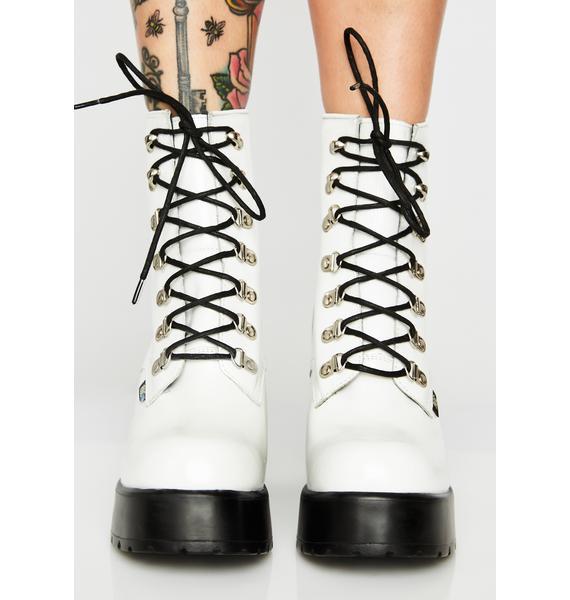 ROC Boots Australia Mission Combat Boots