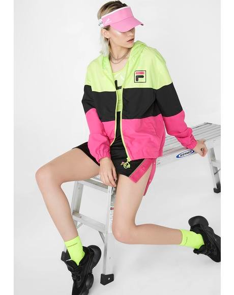Luella Woven Jacket