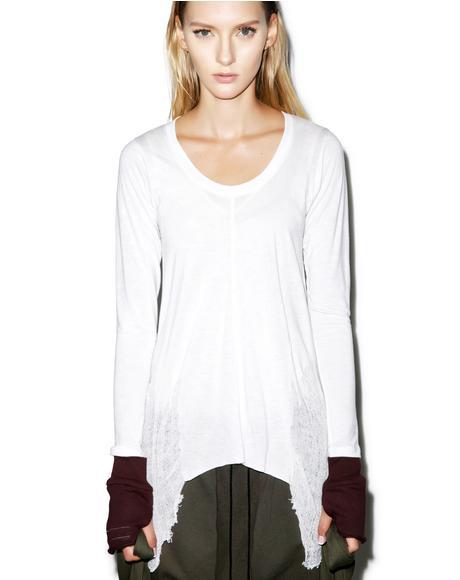 Y Shred Sweater