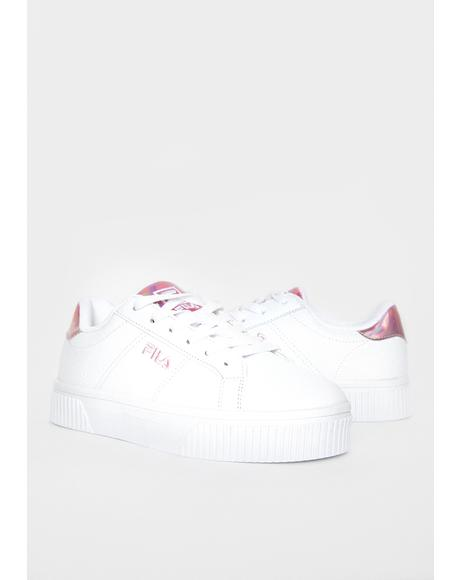 Pink Panache 19 Classic Sneakers