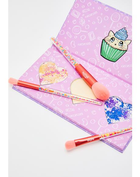 The Sweetest Sprinkles Brush Set
