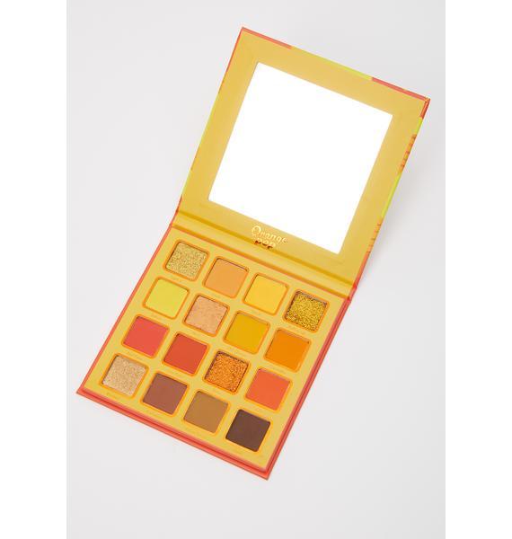 Kara Beauty Orange Pop Eyeshadow Palette