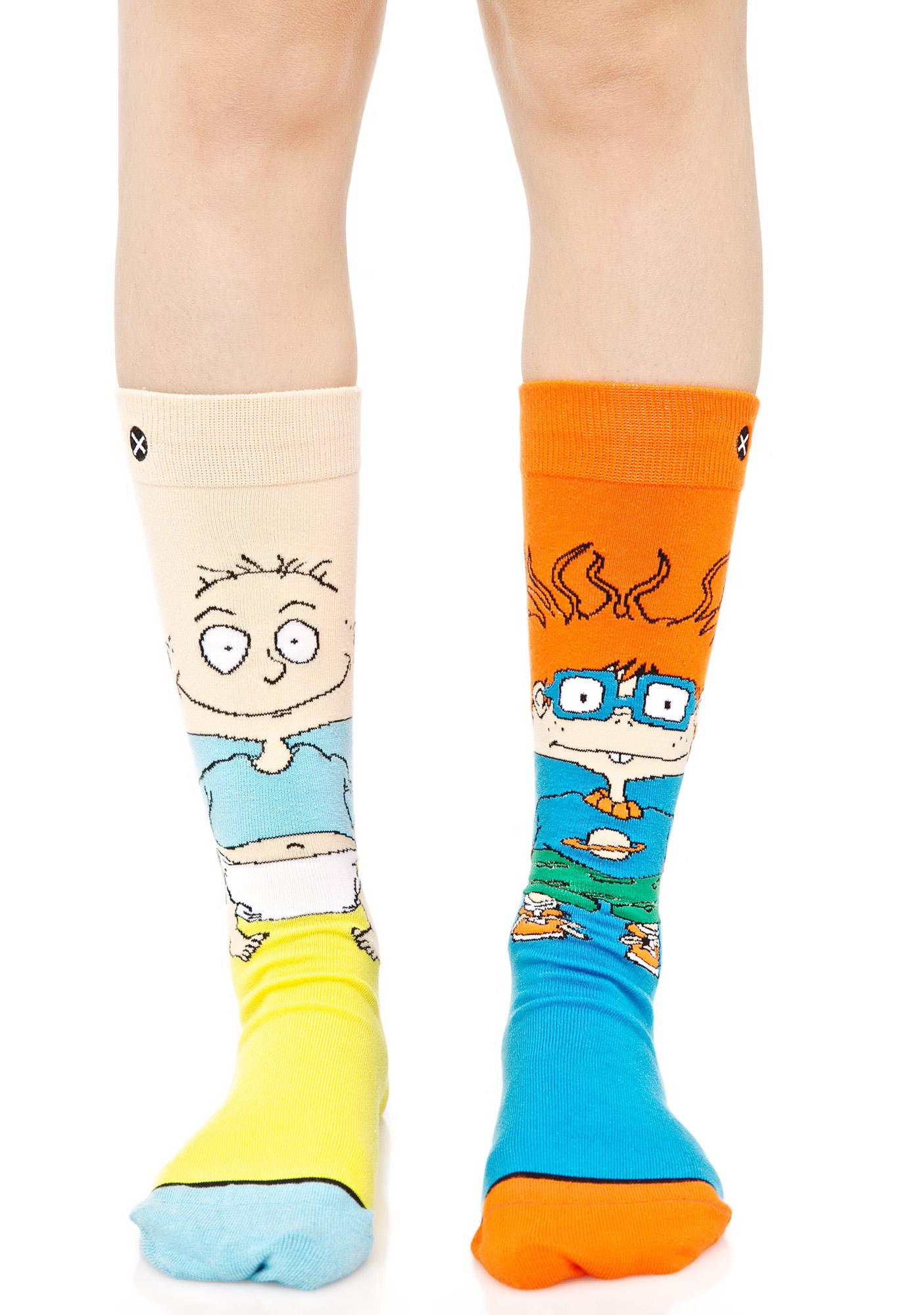 Odd Sox Tommy And Chuckie Socks