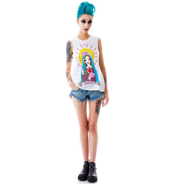 Valfré Holy Chic Muscle Tee