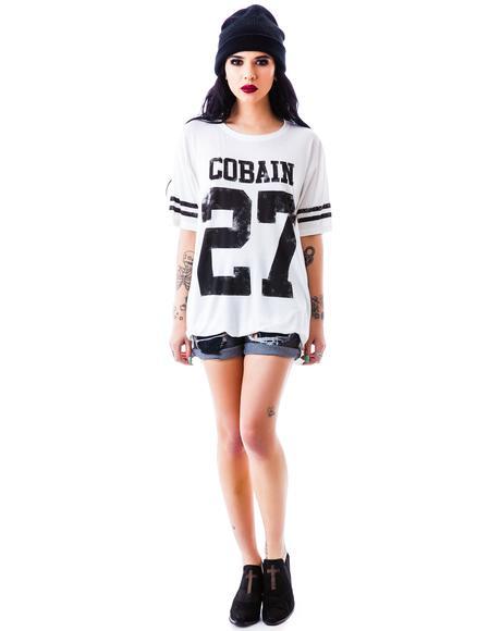Cobain 27 Tee