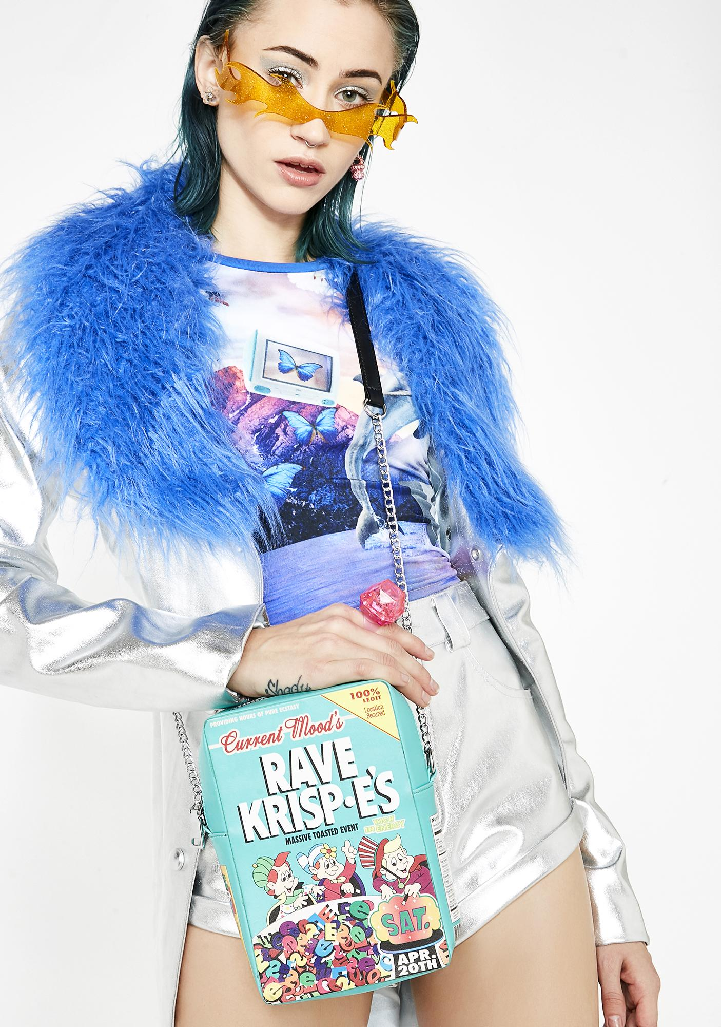 Current Mood Rave Krisp-E's Crossbody Bag