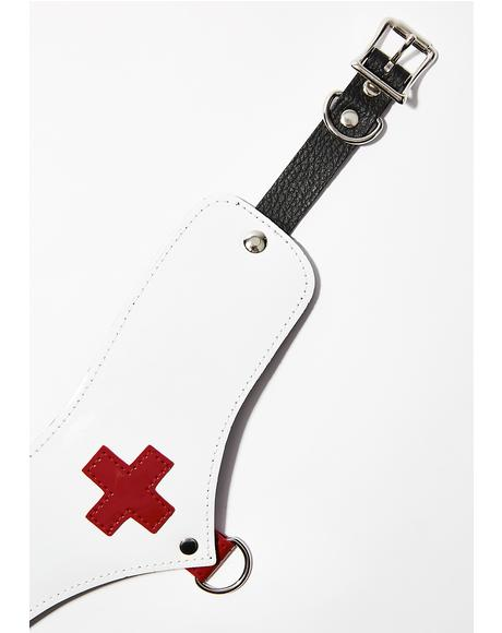 Nurse U Back To Hell Choker
