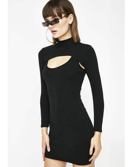 Dangerous Damsel Bodycon Dress