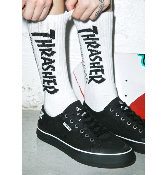 HUF X Thrasher Classic Lo Sneakers