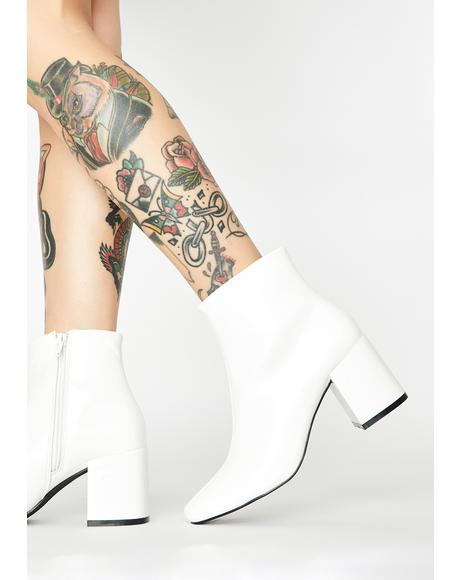 Vision Ankle Boots