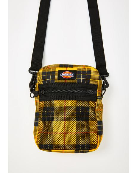 Tartan Plaid Crossbody Bag