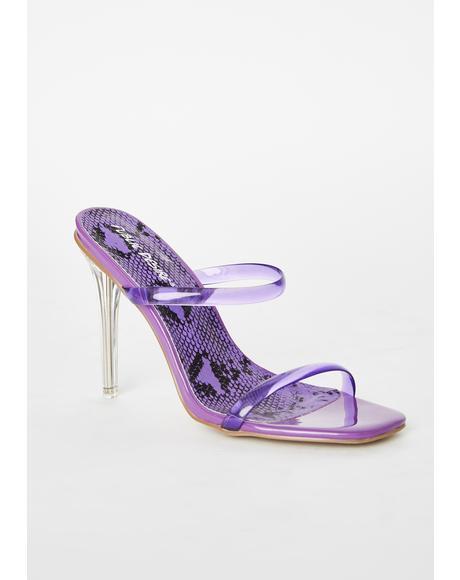 Prosecco Stiletto Heels